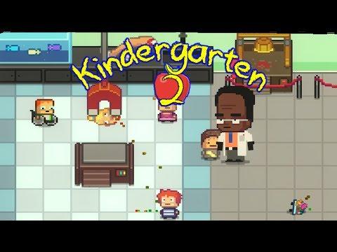 Kindergarten 2 # 6 - Penny verliert den Kopf
