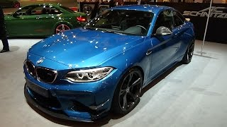 2017 BMW M2 Coupé by AC Schnitzer ACS2 Sport - Exterior and Interior - Essen Motor Show 2016