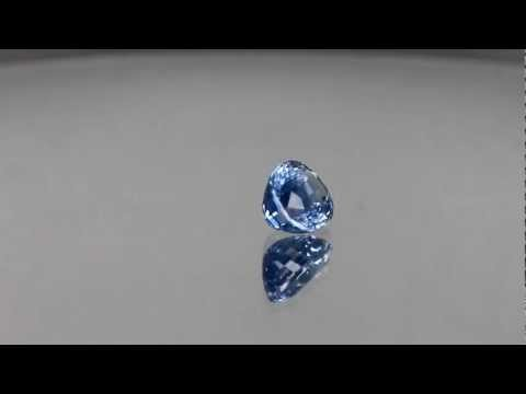7.93 Carats Sri Lanka Blue Sapphire.mov video