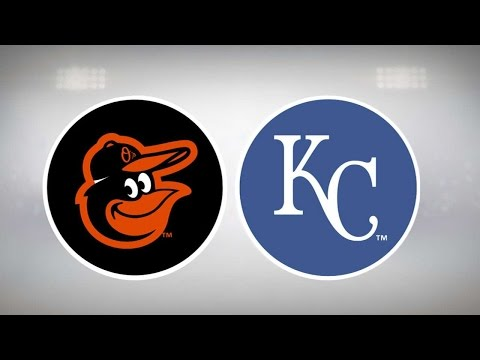 10/15/14: Royals sweep O's to earn shot at title