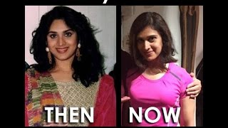 Meenakshi Sheshadri : Then and Now !