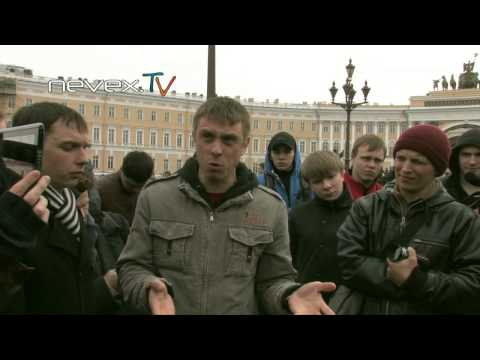 День Русского Гнева - Питер 13.04.2013