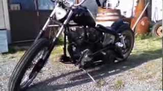 1980  shovel head  FX  bros mc