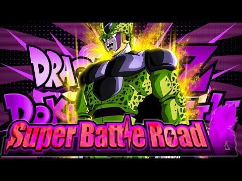 DOKKANFEST LR CELL VS. REVIVED WARRIOR CATEGORY SUPER BATTLE ROAD! (DBZ: Dokkan Battle)