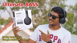 Ultimate Headphones for BASS LOVERS | Sony XB700 EXTRA BASS Review
