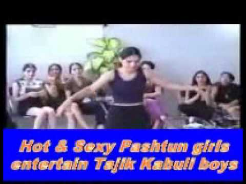 Hot and Sexy Pashtun girls dance