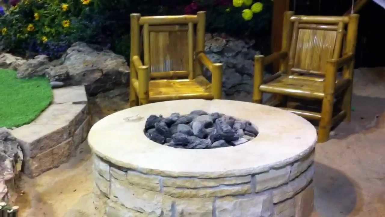 Fire Pit Ideas Garden And Home Show Denver 2012 Part 3