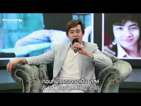 [Thai Sub][HD] 140612 Youku All Star - Nichkhun
