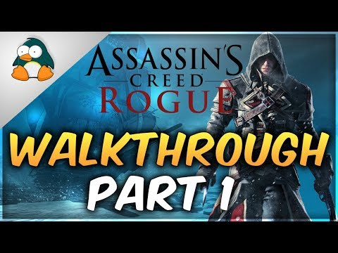 Assassin's Creed Rogue Gameplay Walkthrough Part 1