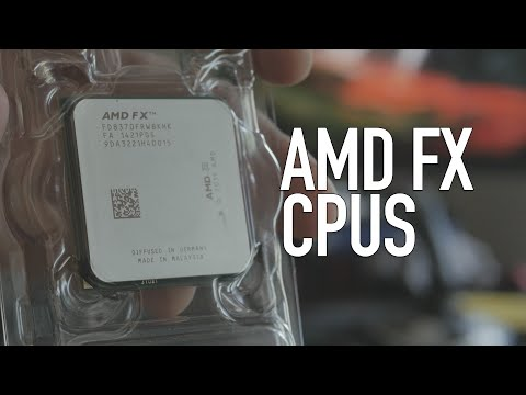 AMD 8-Core FX CPU Craziness: FX 8370 & FX 8370e