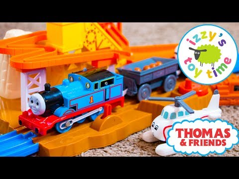 Thomas and Friends | Thomas Train Trackmaster TOMY Sodor Quarry Loader! Fun Toy Trains for Kids
