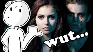 Vampire diaries is pretty dumb... (part 2)