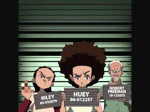 Boondocks Ending Theme Song (download Link) video