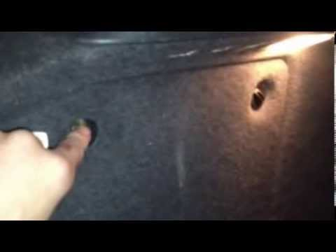 How to find your fuse box in a opel vauxhall astra YouTube