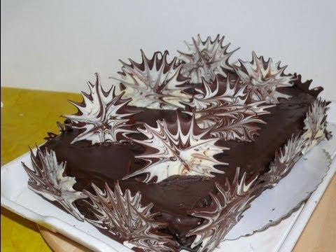 Украшения тортов с фото в домашних условиях