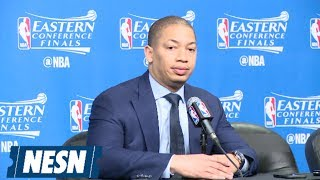 Tyronn Lue Full Press Conference Ahead Of Game 5