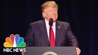 President Donald Trump Announces Afghanistan Strategy (Full) | NBC News