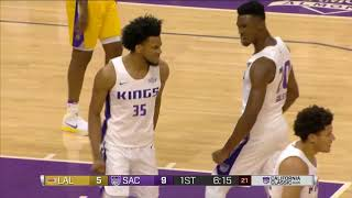 Marvin Bagley III POSTERIZES Moritz Wagner in NBA Summer League