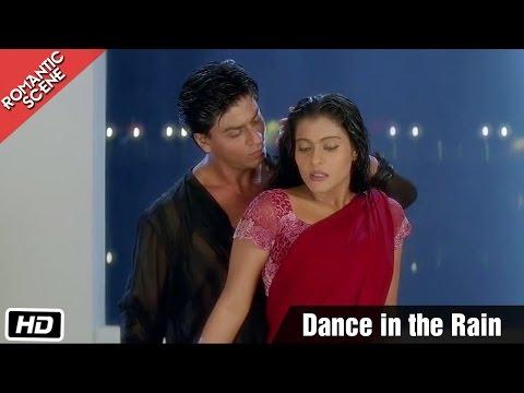 Musical Rain - Romantic Scene - Kuch Kuch Hota Hai - Shahrukh...