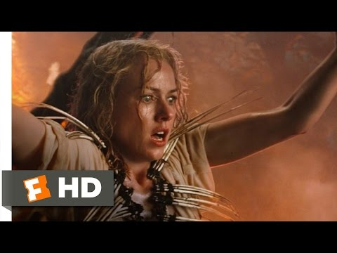 King Kong (110) Movie CLIP - Human Sacrifice (2005) HD
