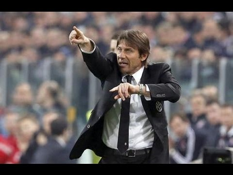 Antonio Conte 3-5-2 tactical analysis - Juventus FC 2011-14 - how did Juventus play