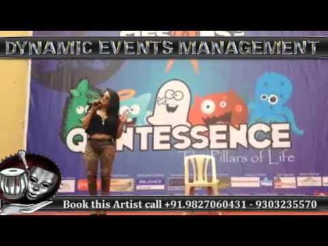 Neha Kakkar Live Performance College Event video