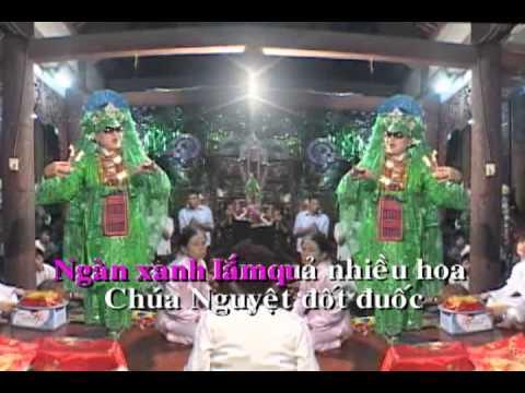 Karaoke Chua Nguyet Ho  Cau Duong  Xuan Dau 4 video
