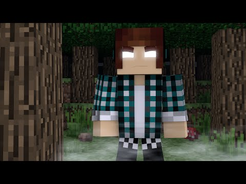 E SE O AUTHENTIC FOSSE O HEROBRINE -  Minecraft Machinima