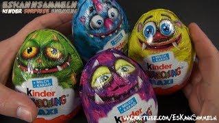 Kinder Überraschung - MAXI EI - Monsters University (Disney Pixar) (Monsters, Inc) (Kinder Surprise)