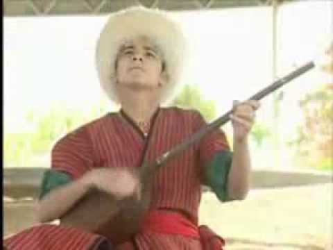 Oghlan Bakhshi ,turkmen Music video