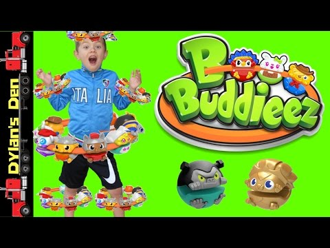 B Buddieez are the BEST,   COLLECT - PLAY - WEAR - FUN - TOYS