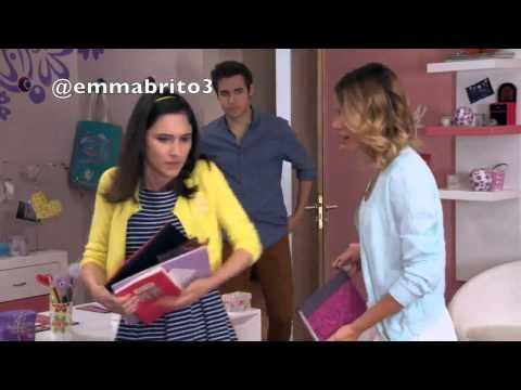 Violetta 3 - León busca a Violetta para pedirle perdón (03x56-57)