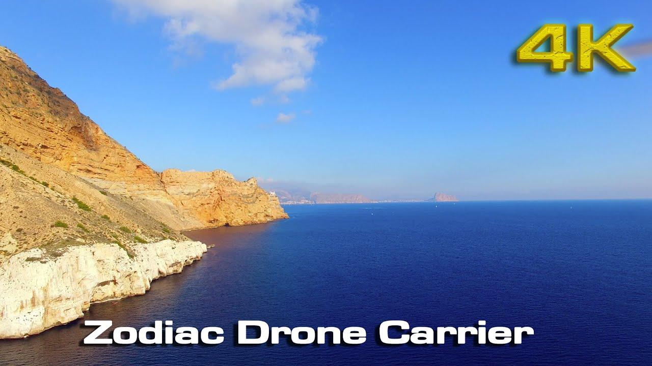 Zodiac Drone Flight