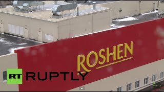 Russia: FSB inspect and surround Poroshenko-owned Roshen factory