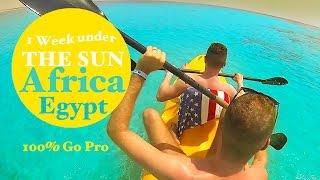Marsa Alam - Sentido Oriental Dream Resort - Ägypten 2014 - Schnorcheln - GOPRO - egypt - hurghada