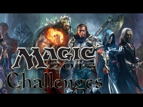 Let's Play Magic 2013 (German/HD/Revenge) Part 50 - Herausforderung