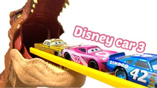 disney cars 3 lightning mcqueen colors learn educational video for toddlers