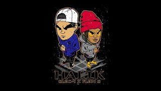 Gloc-9 Ft. Flow G - Halik (Official Lyric Video)