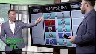 Liverpool and Manchester City match-by-match predictions for title race run-in | Premier League