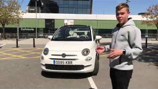Fiat 500c Review - A great city car