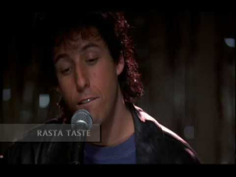 Adam Sandler Singing a Song (Wedding Singer 1998)