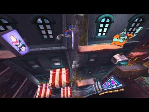 Sly Cooper: HD Collection - Sly Cooper: HD Collection - Sly Cooper and