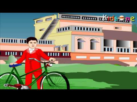 Indian Heroes - Jawaharlal Nehru Life History In Hindi - with Animation