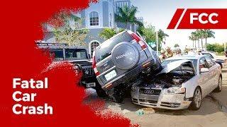 CRAZY CAR CRASHES,  IDIOTS AND EPIC FAILS #01