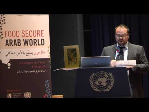 Food Secure Arab World (English) - Vito Intini