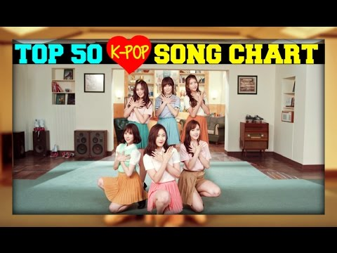 [TOP 50] K-POP SONGS CHART - JULY 2016 (WEEK 3)