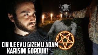 CİN ile EVLİ ADAMIN EVİNDE KAPANA KISILDIK - FİNAL SON!