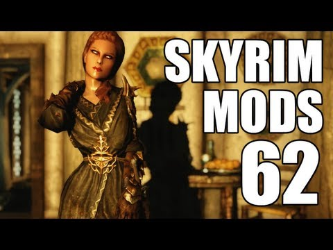Skyrim Mods 62: Vvardenrim, Real-time Dragon Fast Travel, Slave Pack Riekling
