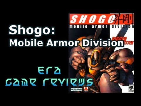 Era Game Reviews - Shogo: Mobile Armor Division PC Game Review
