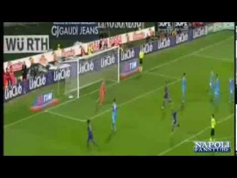 Fiorentina-Napoli 1-2 Auriemma Ampia Sintesi - 30-10-2013